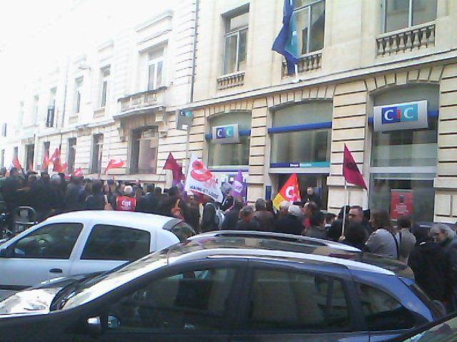 Quelques photos de la manifestation.