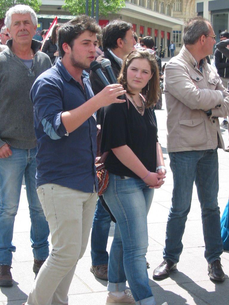 L'album photos de la manifestations d'Angers.