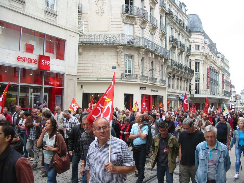 L'album photo de l'Union Départementale Cgt d'Angers.