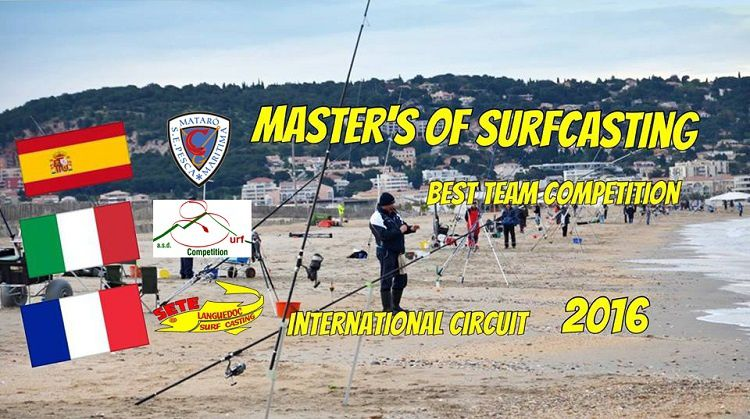 Master's of Surfcasting 2016
