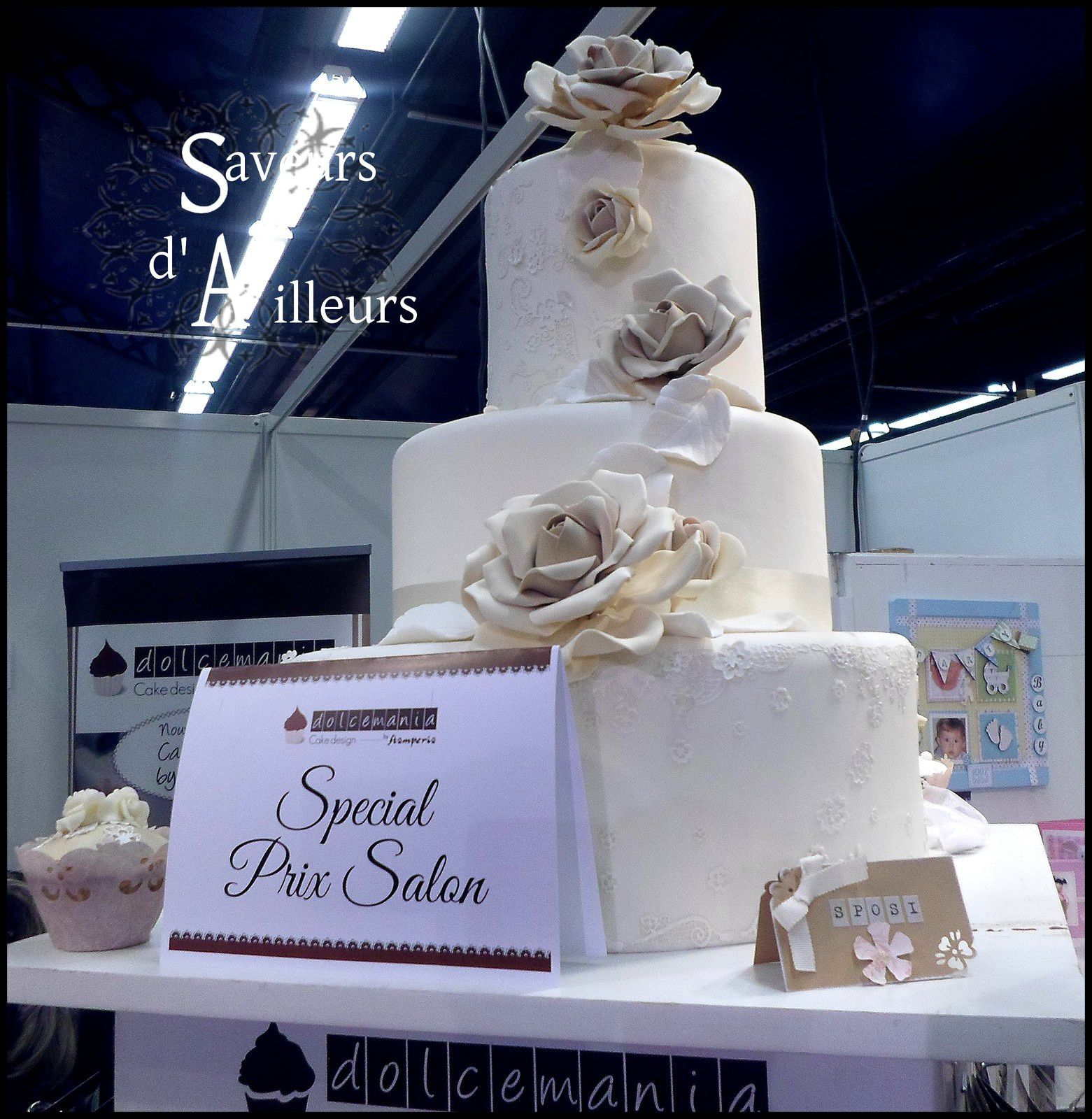 Salon Sugar à Paris (Pâtisserie Traditionnelle)