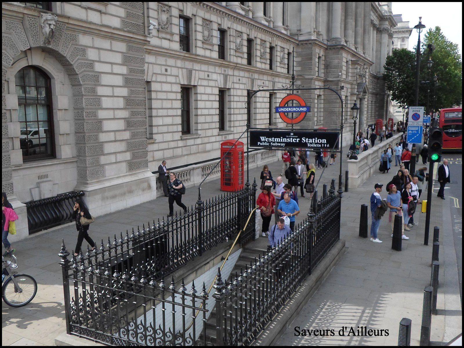 Les Incontournables à Londres !!!