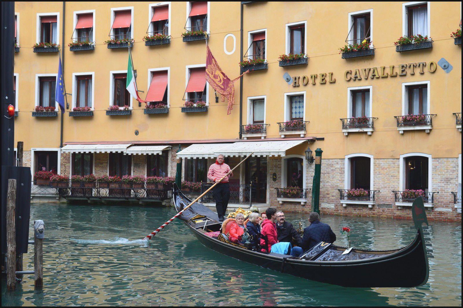 ❤ Escapade à Venise (jour 1)