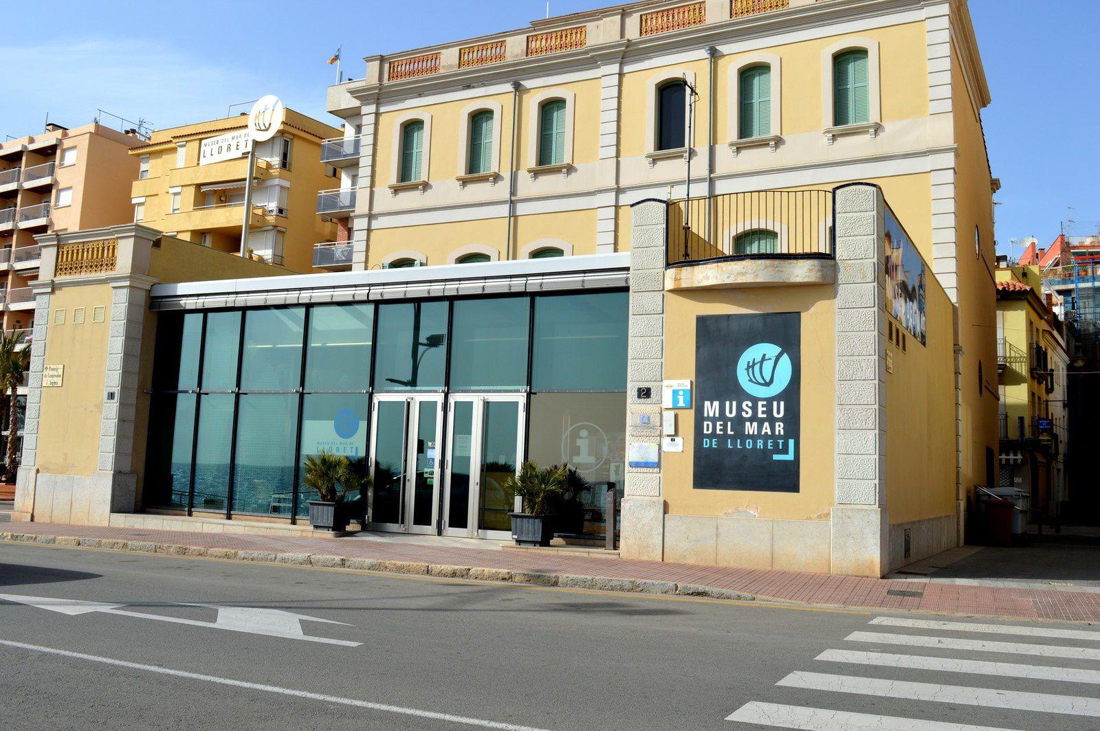Museo de Mar - Adresse : Paseig Camprodón i Arrieta, 1-2, Lloret de Mar