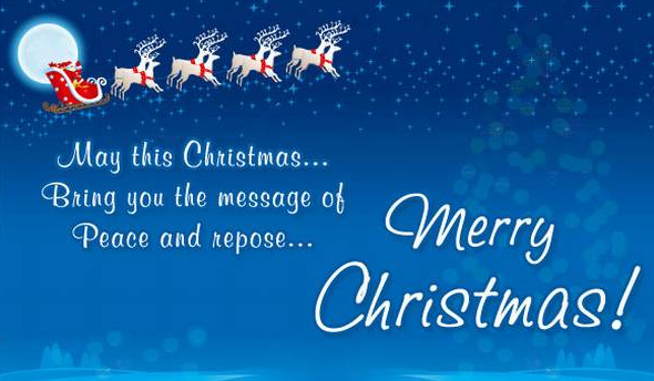 Merry Christmas everyone! Hope everyone have a great time and joy ...