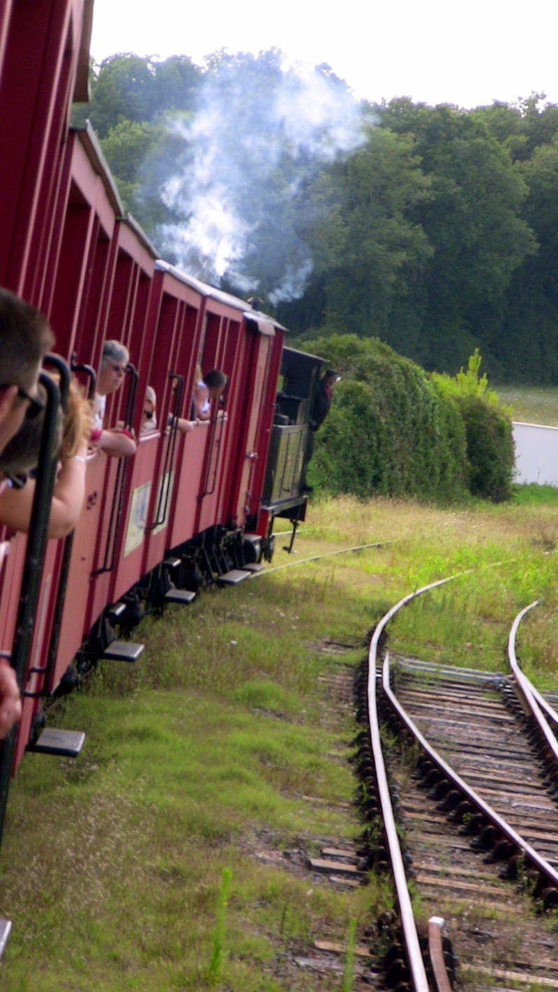 Vacances à Royan #1 : le Train des Mouettes