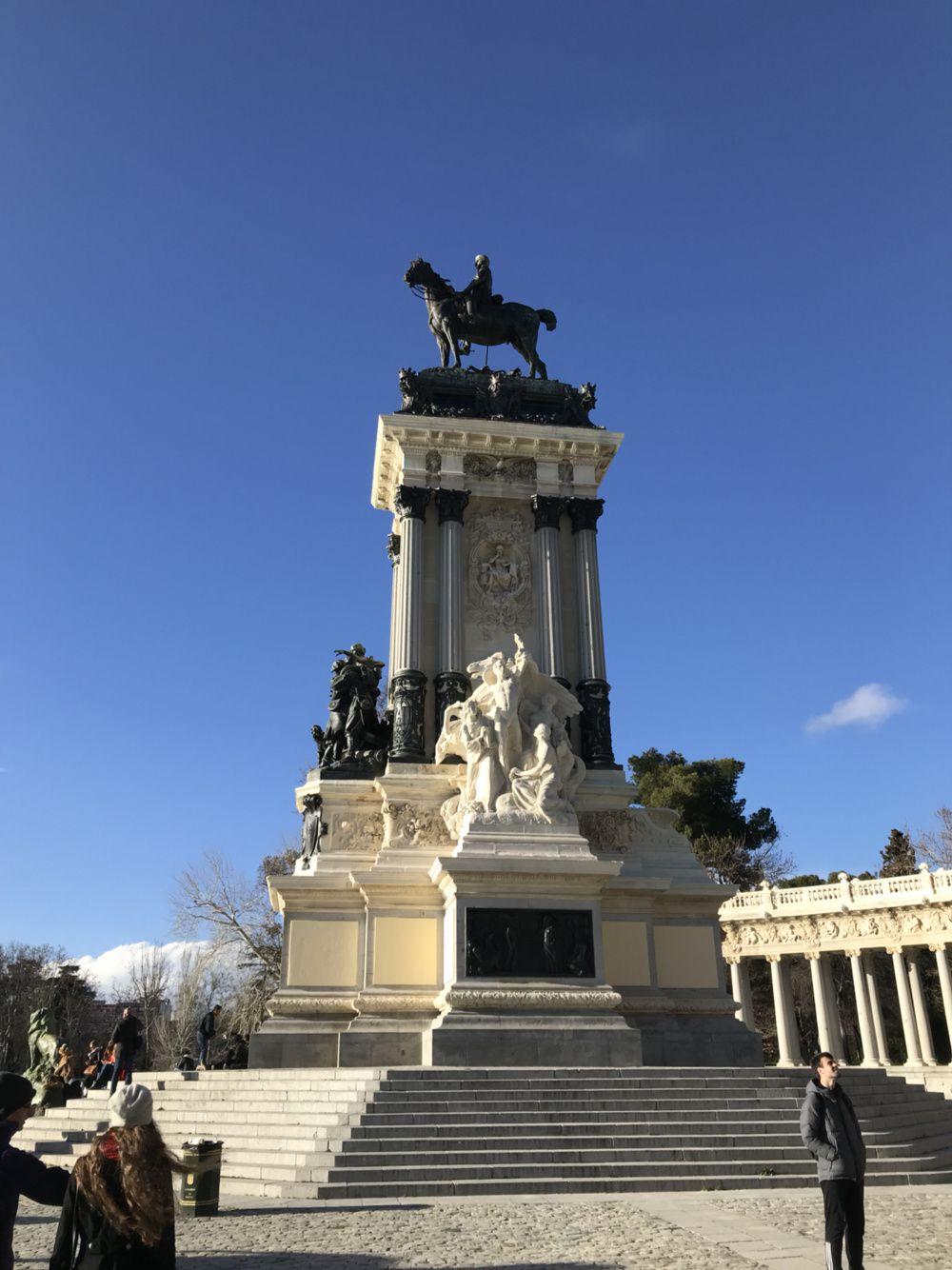 Madrid #5 : Prado & Retiro