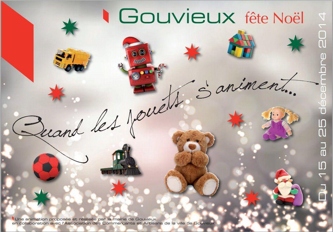 [15-25/12/14] Noël à Gouvieux