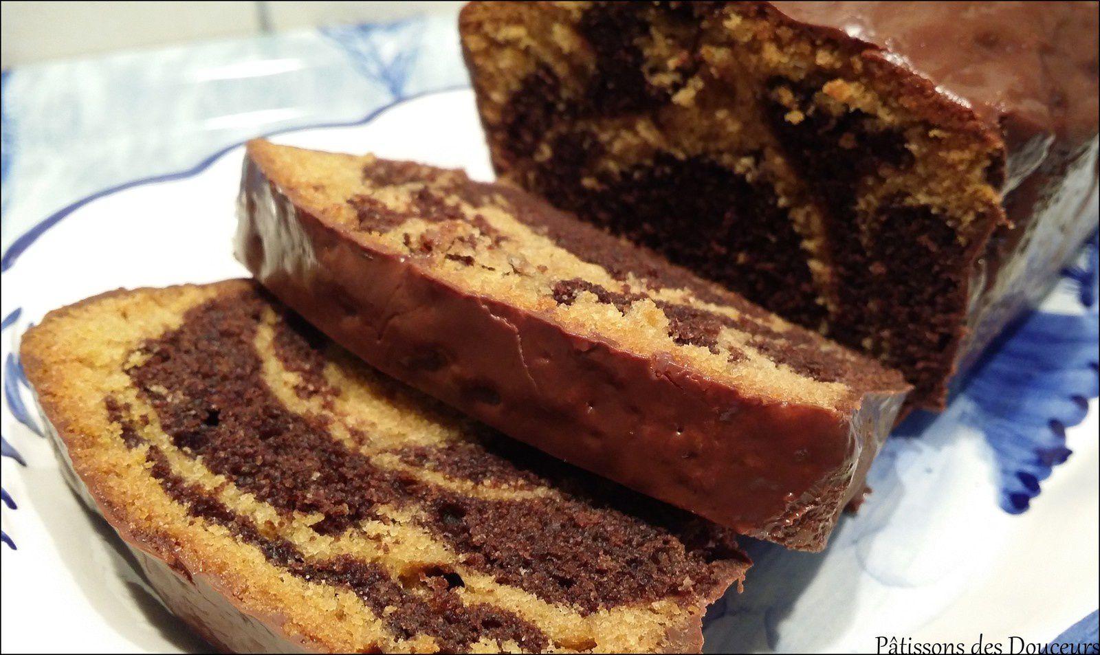 Le Marbré vanille chocolat de Christophe Felder