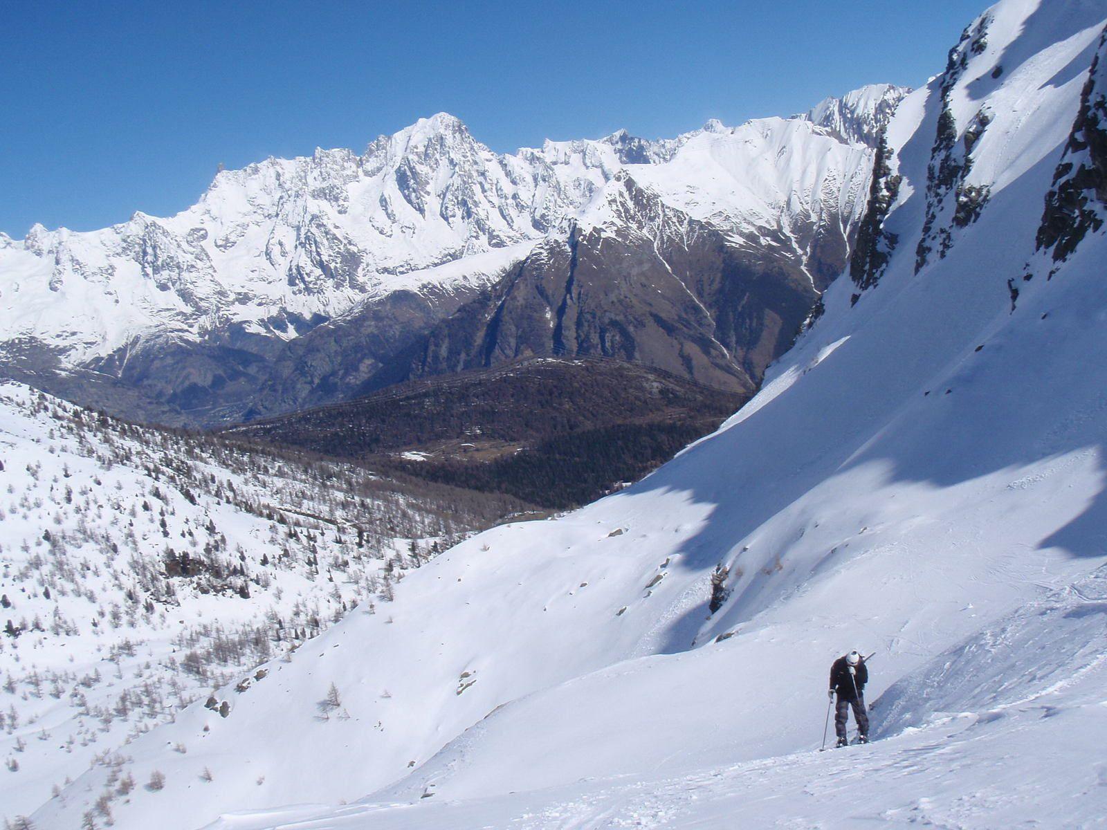 Mont Colmet: Depuis Arpy