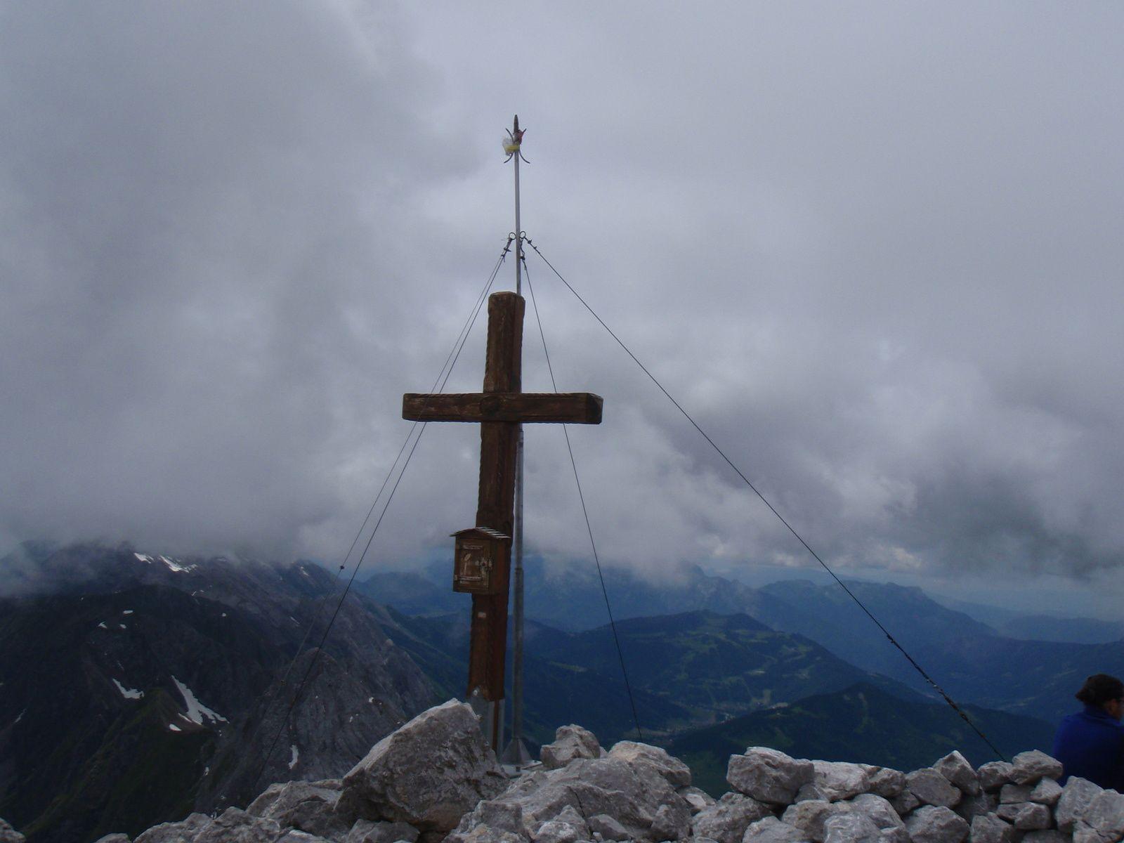 Pointe Percée: Tour et sommet (2/2)