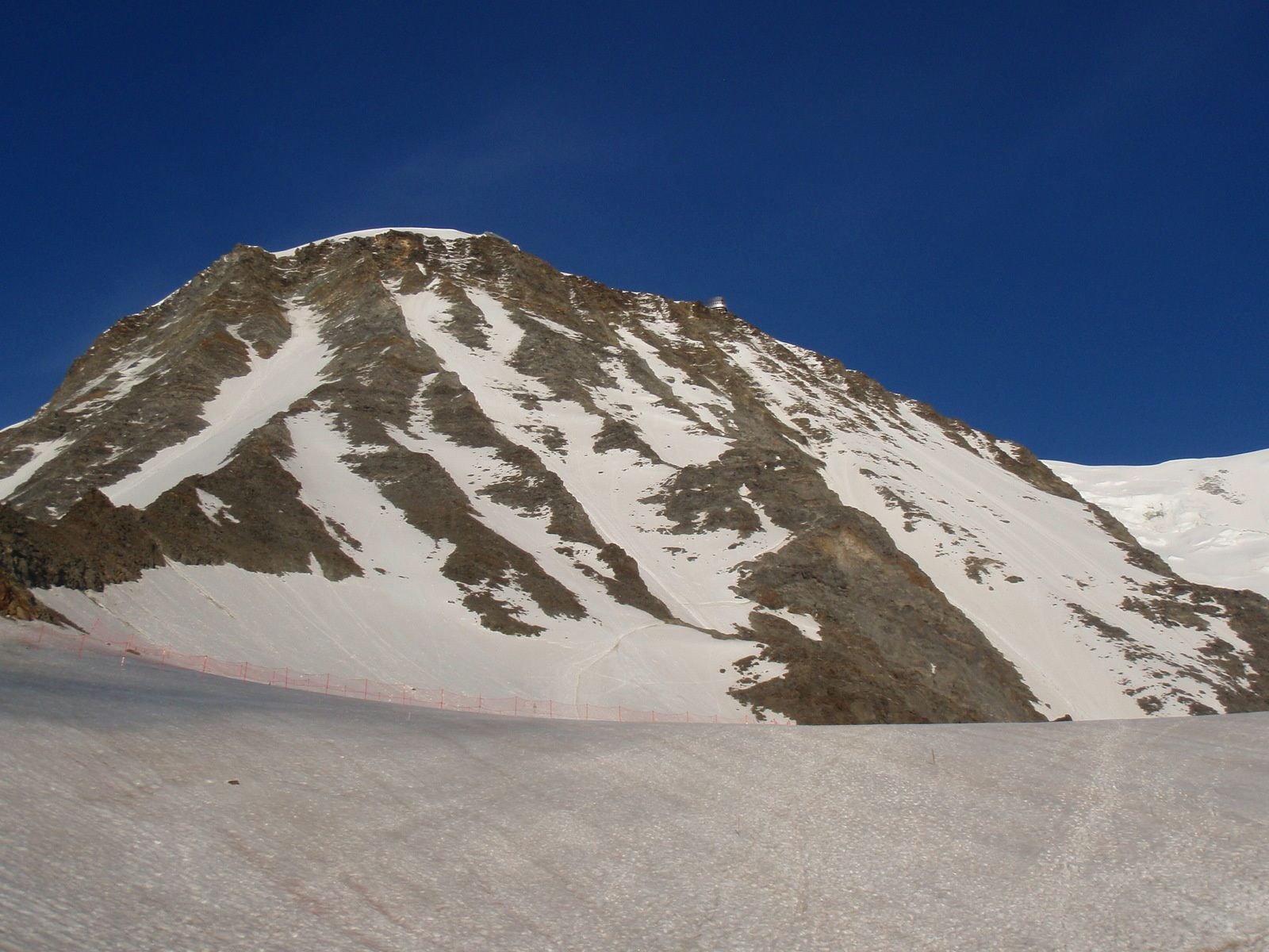 Mont-Blanc: Traversée 3 Monts&gt&#x3B;&gt&#x3B;&gt&#x3B;Goûter (2/2)