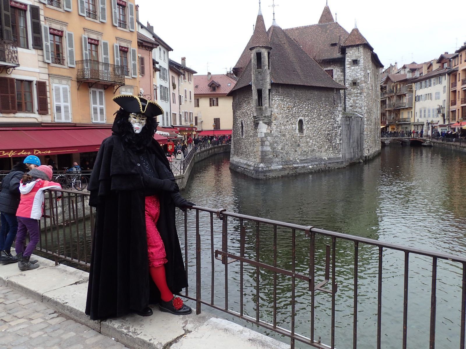 Annecy: Carnaval Vénitien
