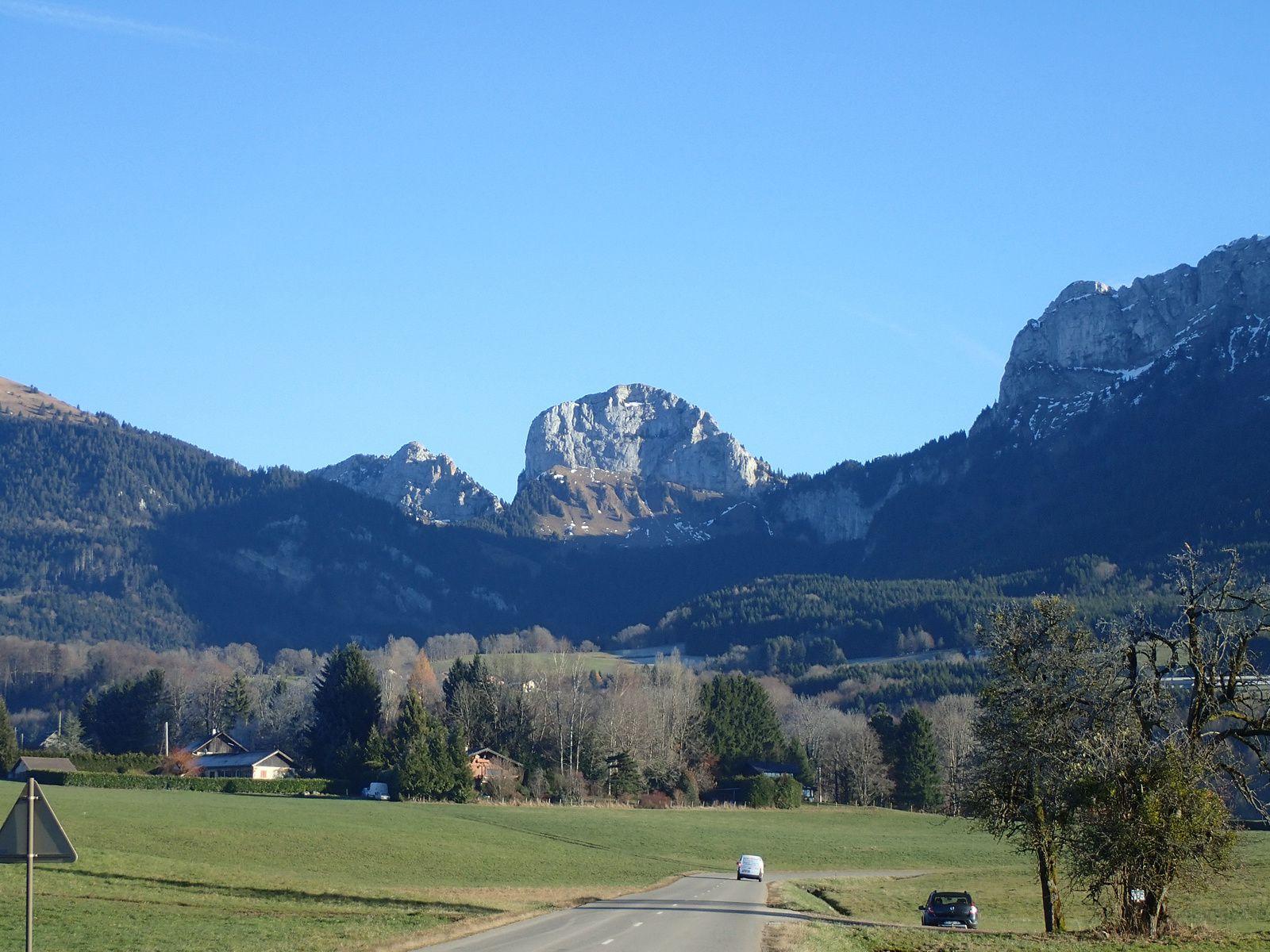 Roche Parnal: En boucle Col du Freu&gt&#x3B;Col du Câble (depuis Chesney) 2/2