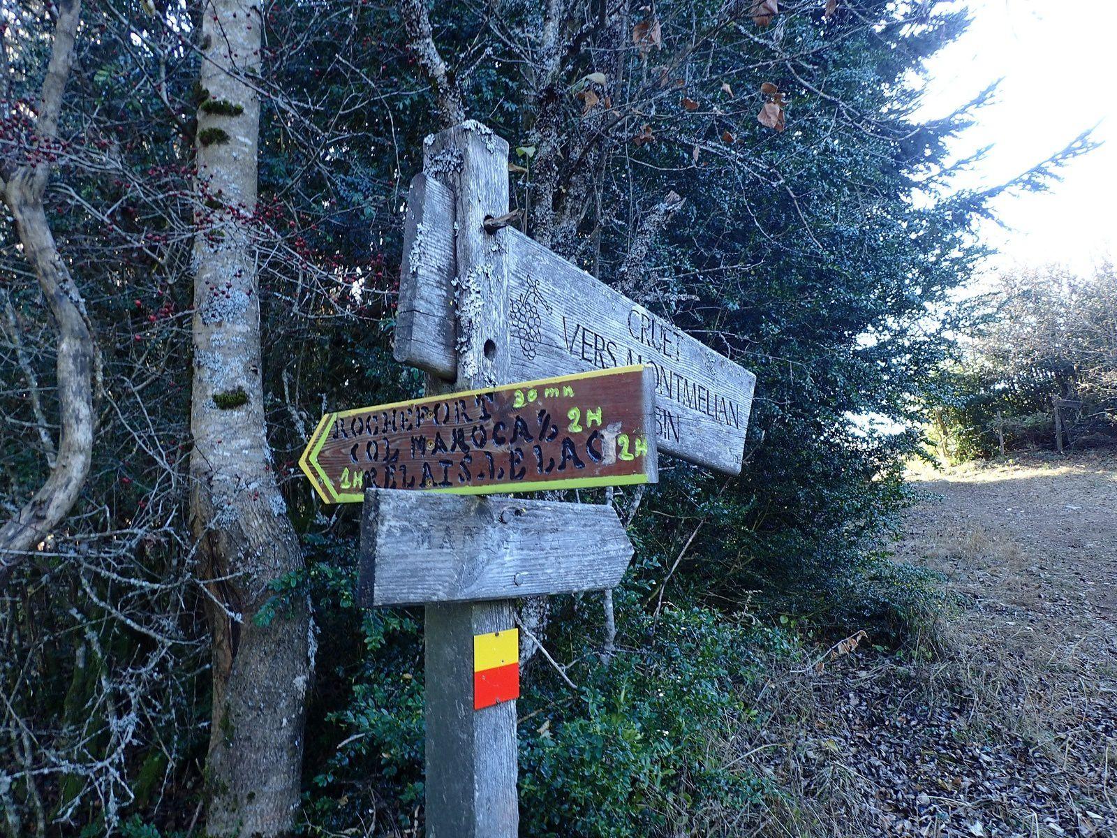 Roche de Guet: Traversée E&gt&#x3B;W, depuis la Thuile 1/2
