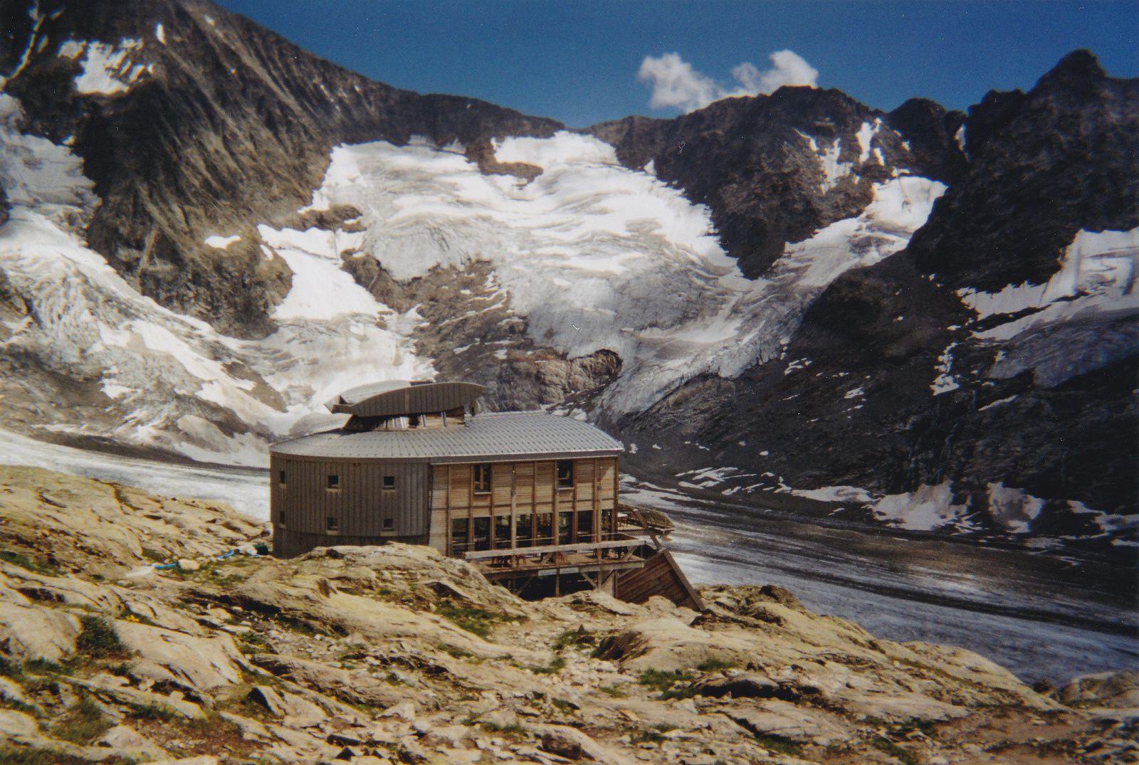 Dômes de Miage: Sommet Ouest en aller-retour par le Col des Dômes