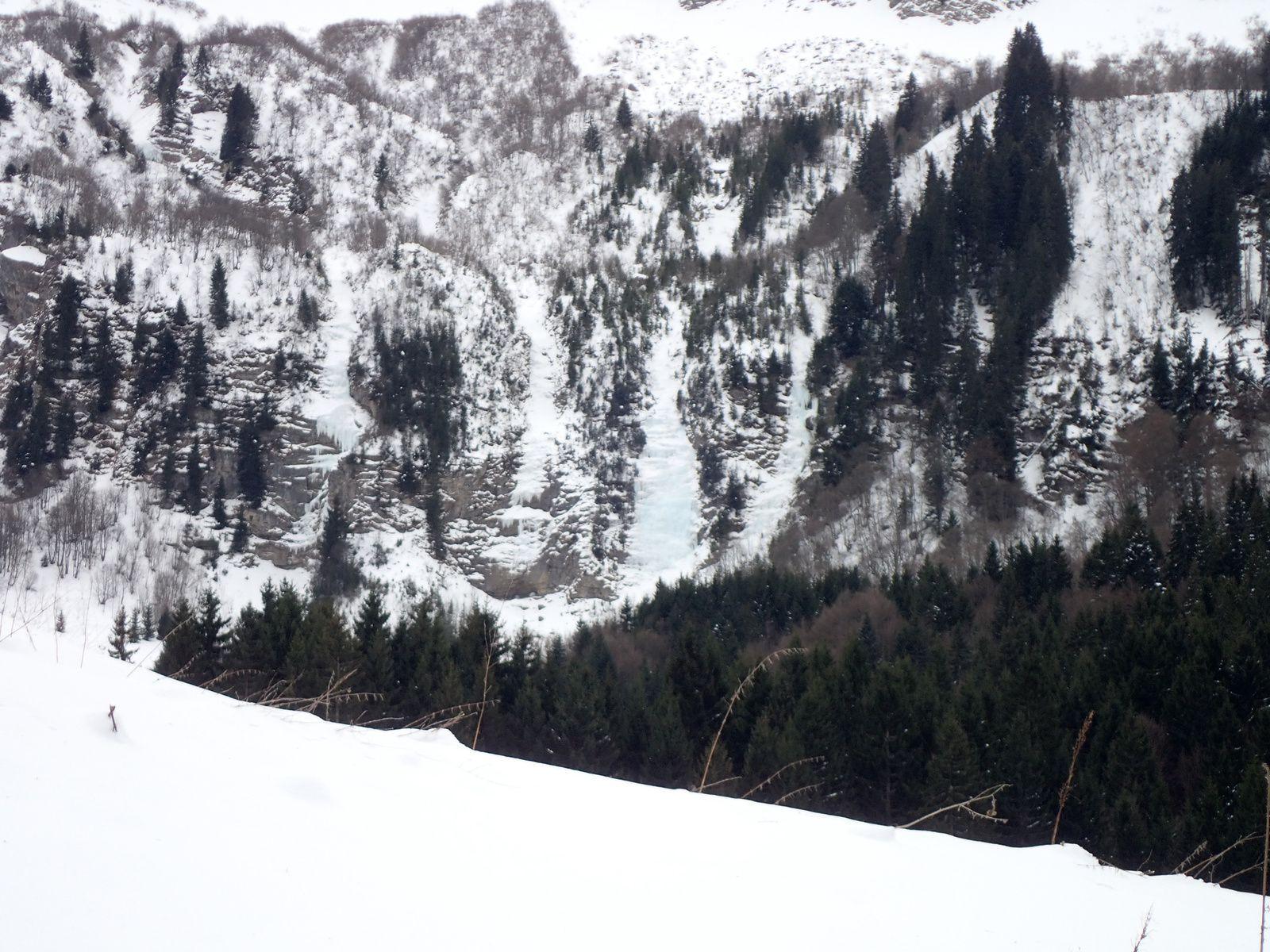 Cascade du Reposoir: Rampe Florence