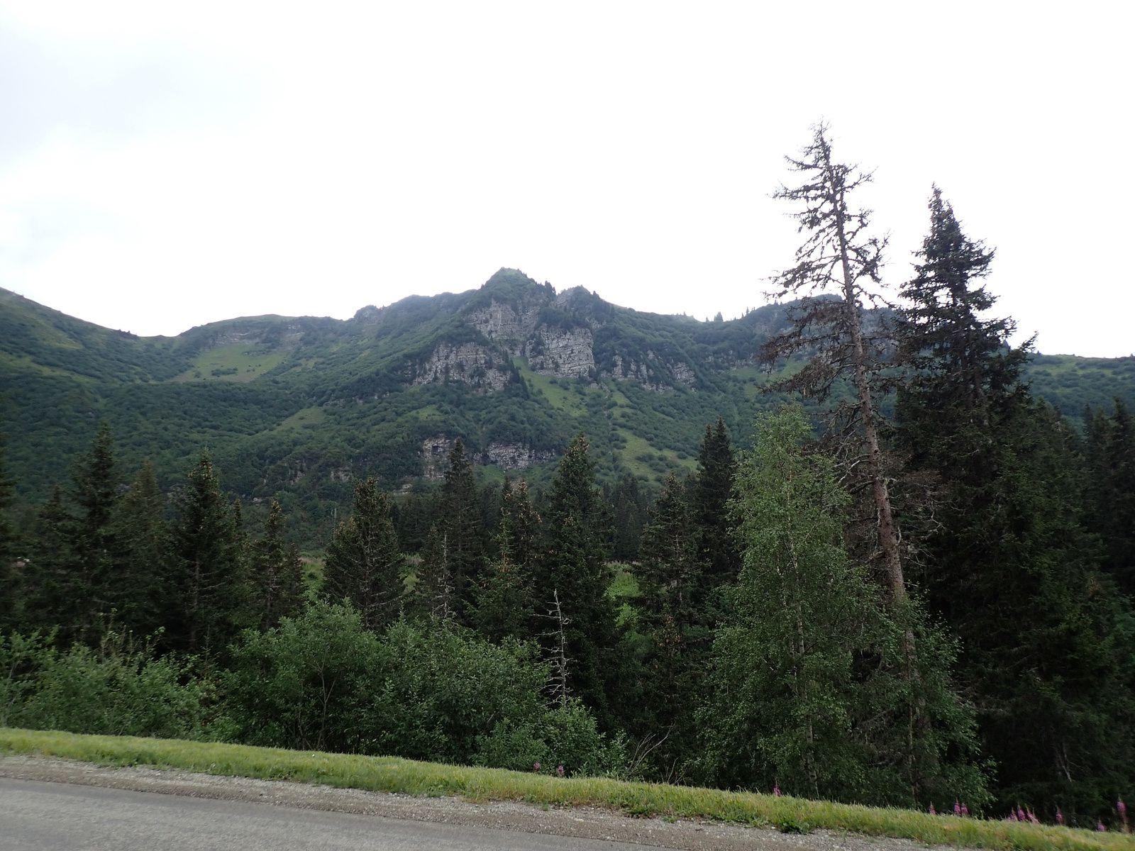 Pointe de Véret + Lac de Vernant: Depuis le Col de Pierre Carrée