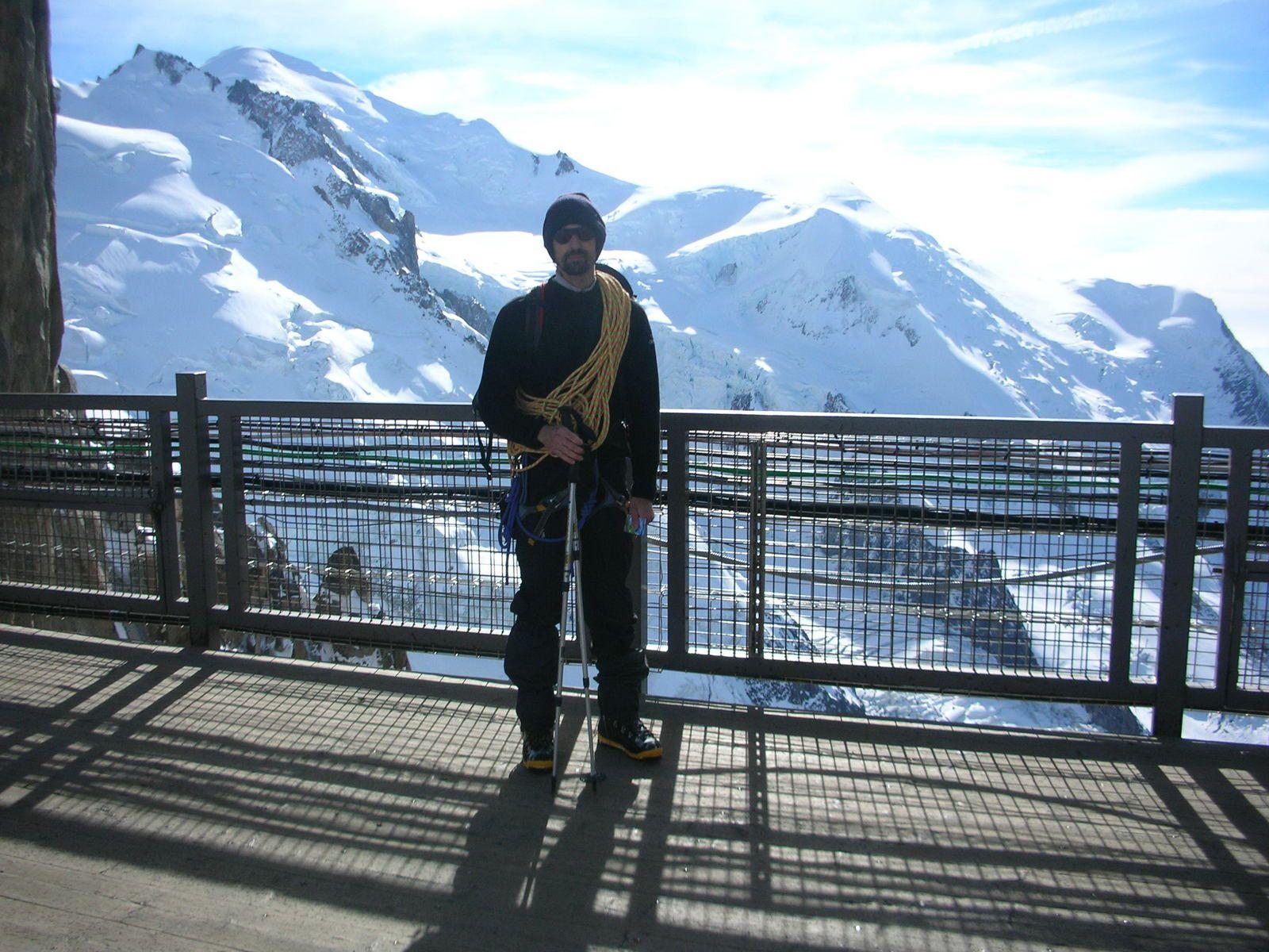 Mont-Blanc du Tacul: Contamine-Négri