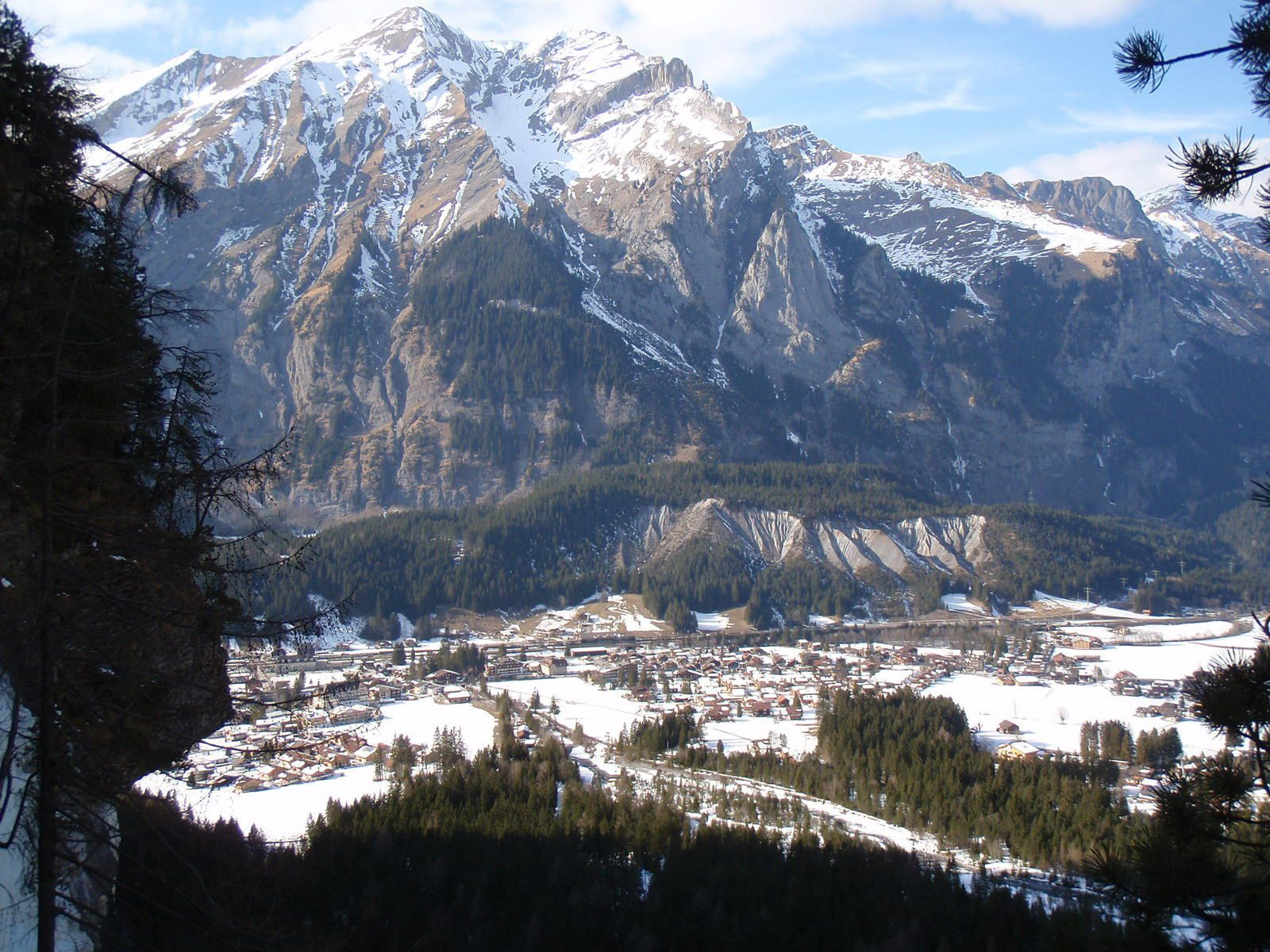 Kandersteg - Oeschinenwald: Namelos