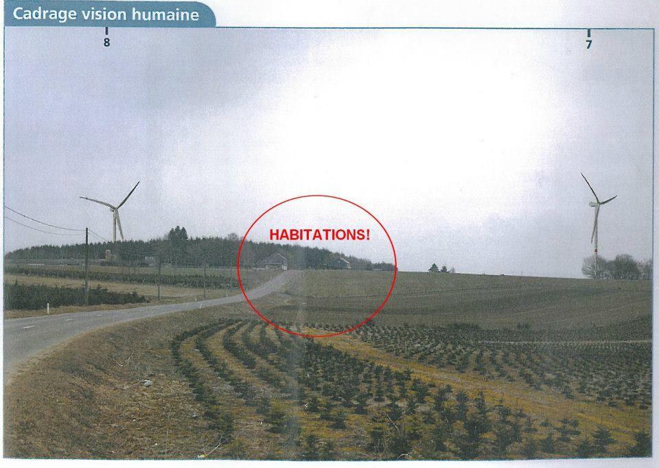 Pétition contre les éoliennes