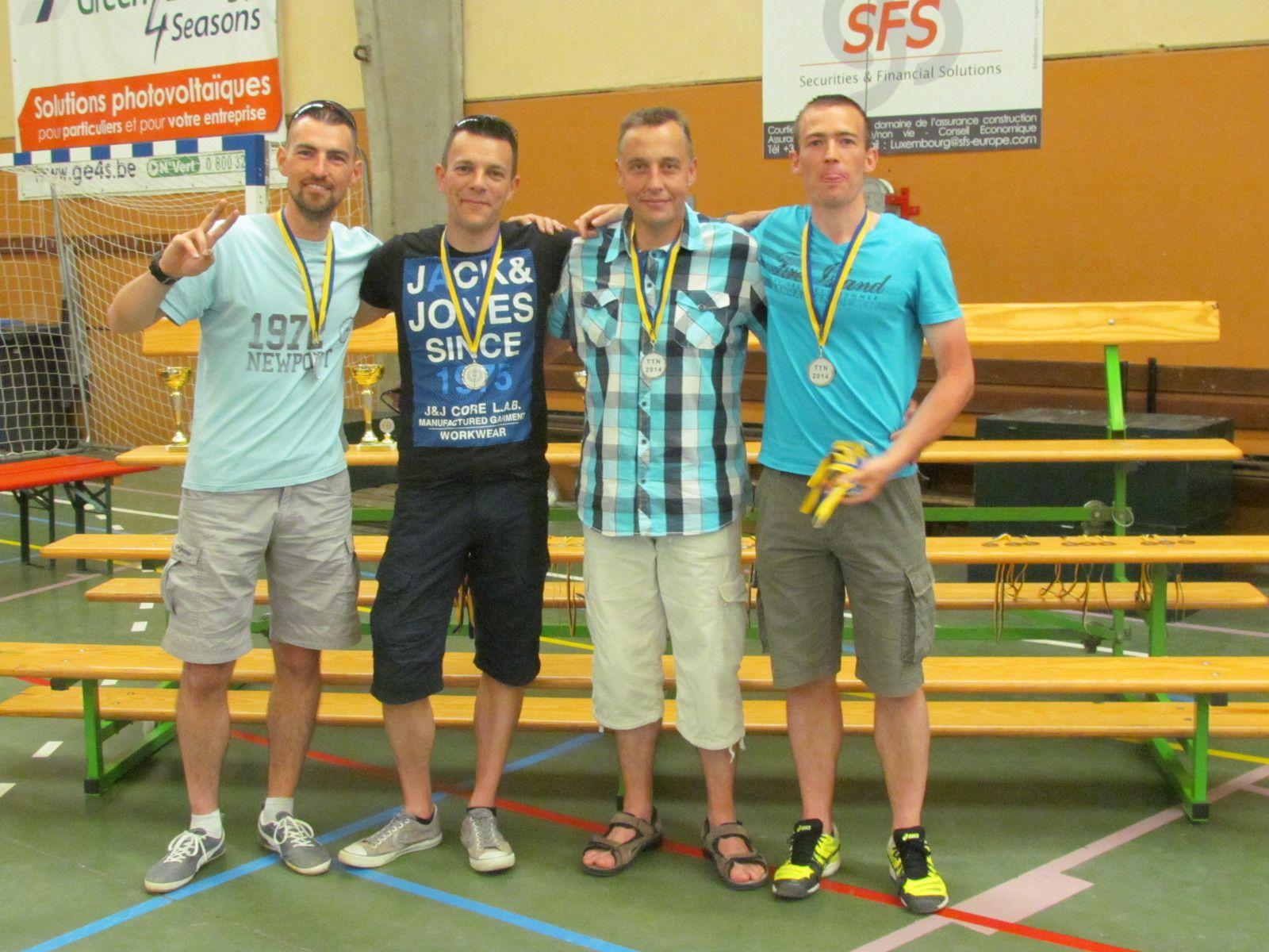 Triathlon Neufchâteau-Amicale Police fédérale