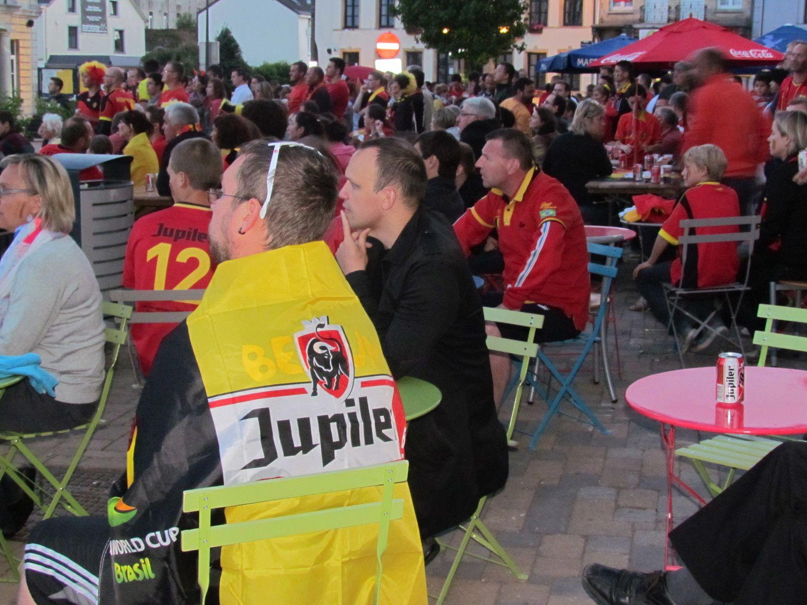 Belgique-Corée du sud  1-0
