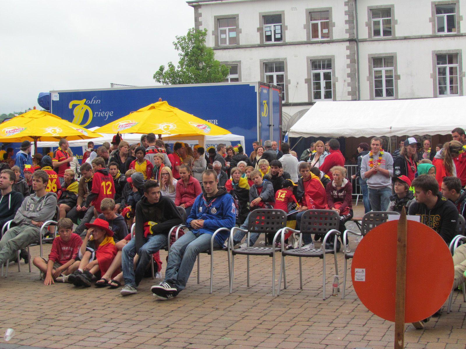 Belgique-Argentine 0-1