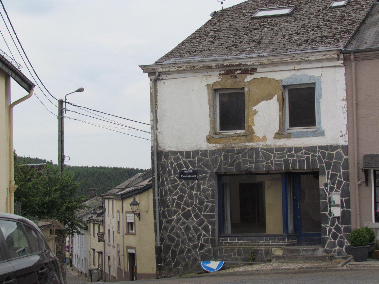 Achat d'un immeuble