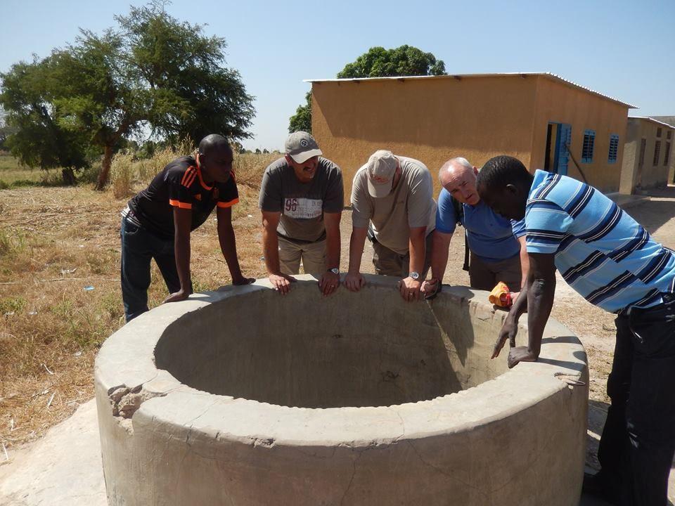 """Le projet """"les puits au Sénégal"""""""