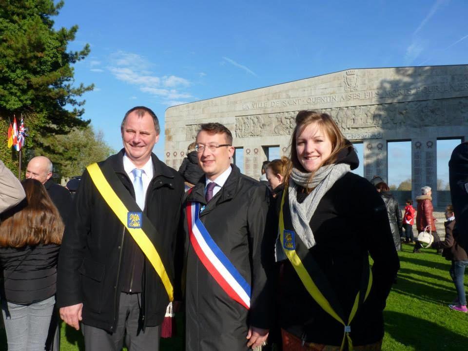 11 novembre à St Quentin