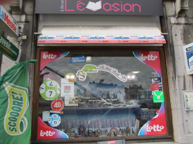 Librairie L'Evasion