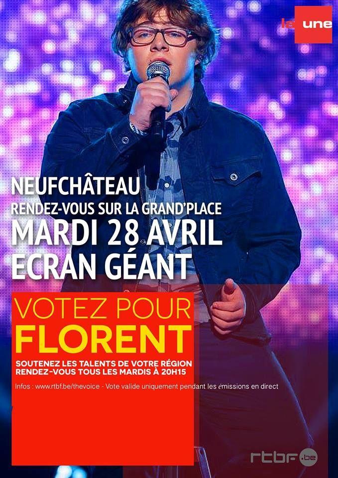 Soutien à Florent
