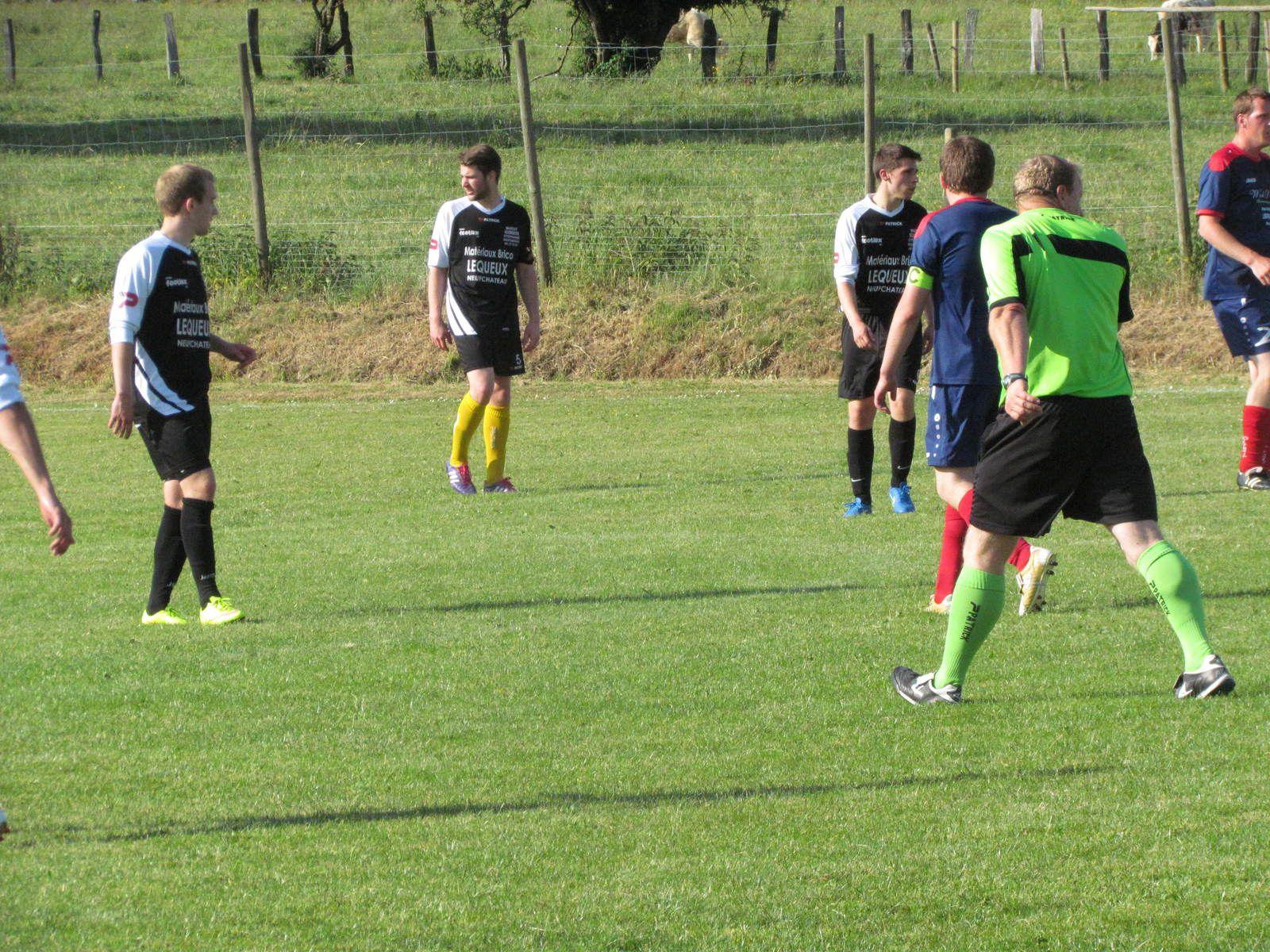 Petitvoir-Longlier (finale) 0-5