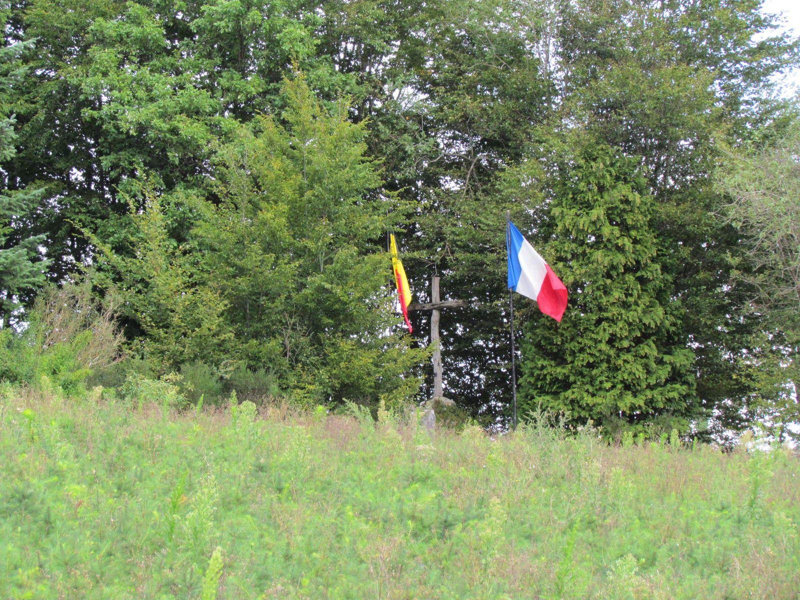 Manifestation franco-belge