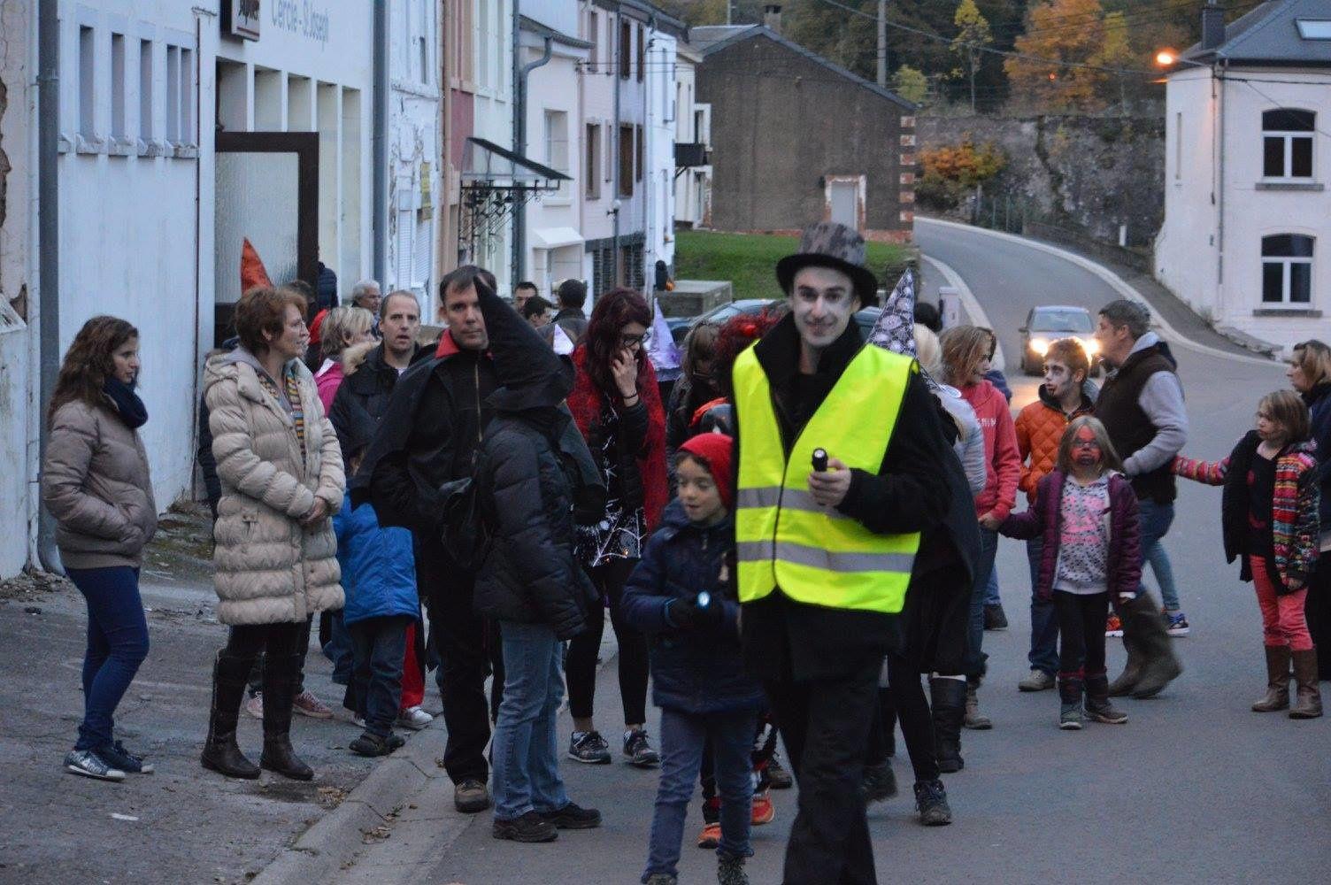 Marche halloween