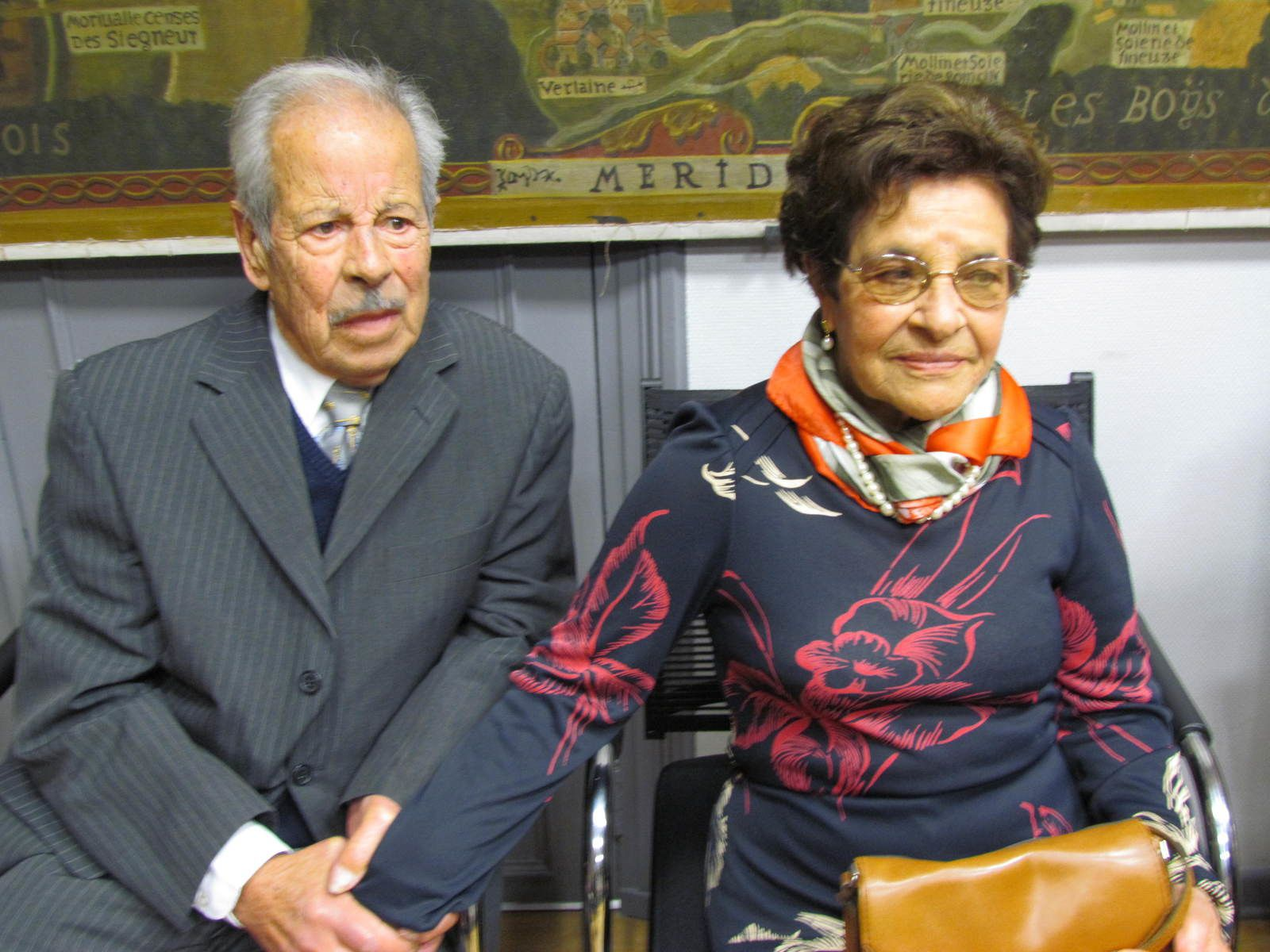Carlos Morais Martins et Maria De Jesus