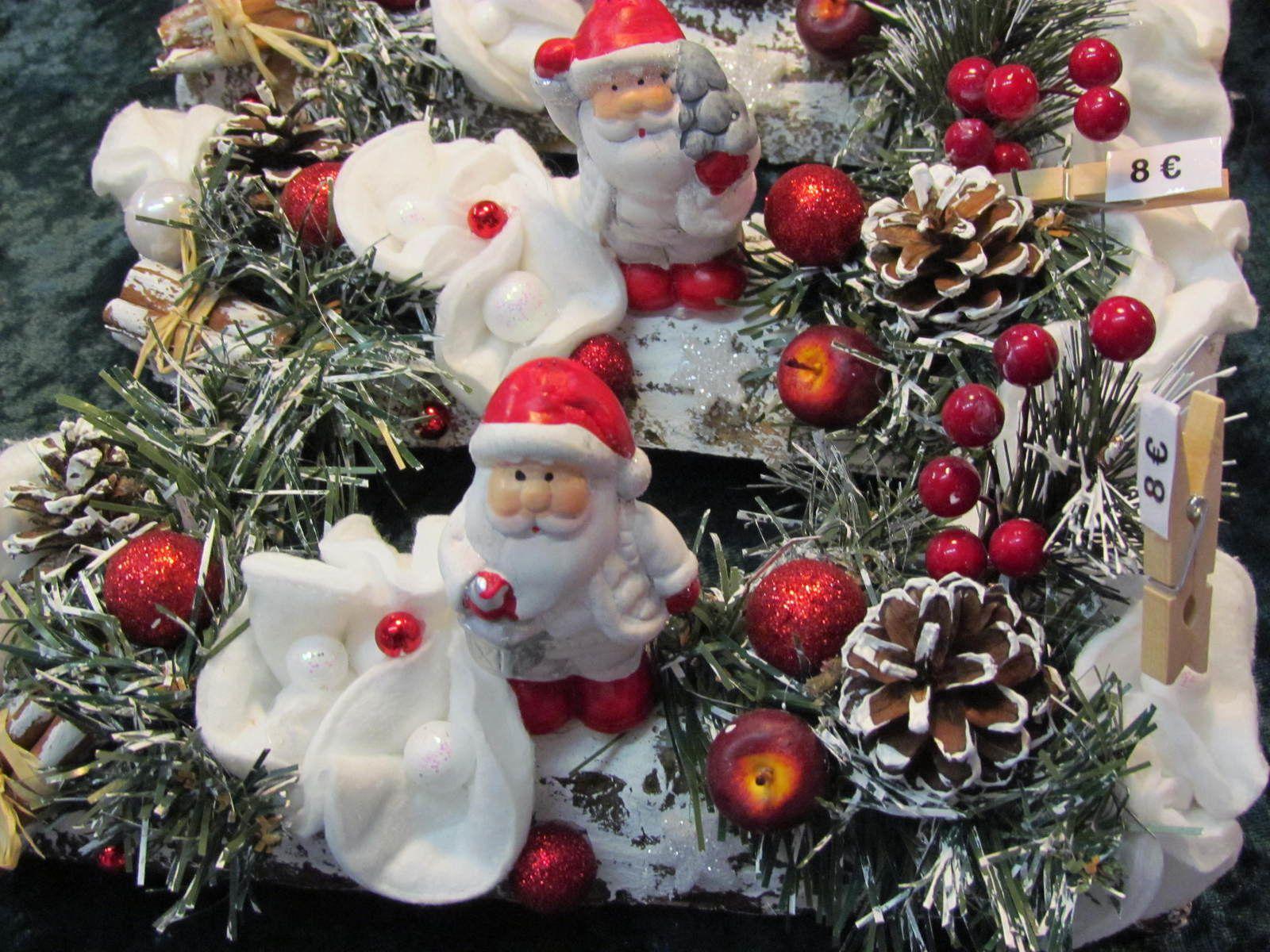Marché de Noël de Neufchâteau