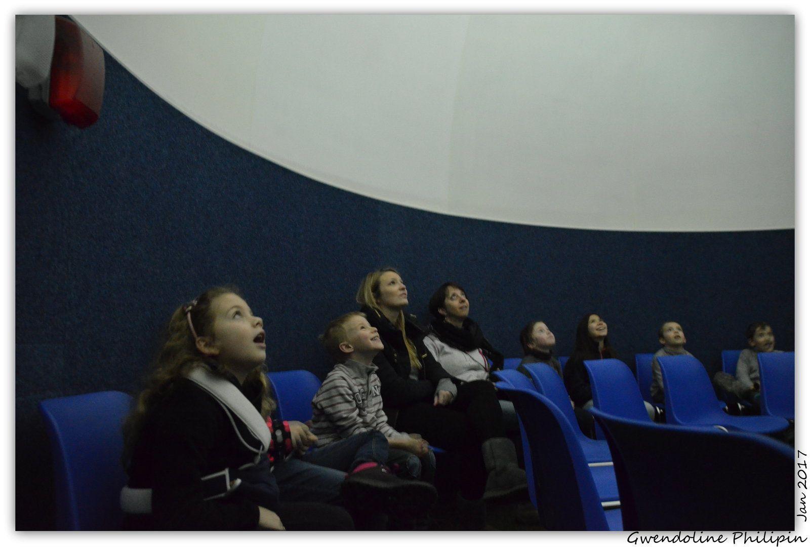 Stage d'astronomie