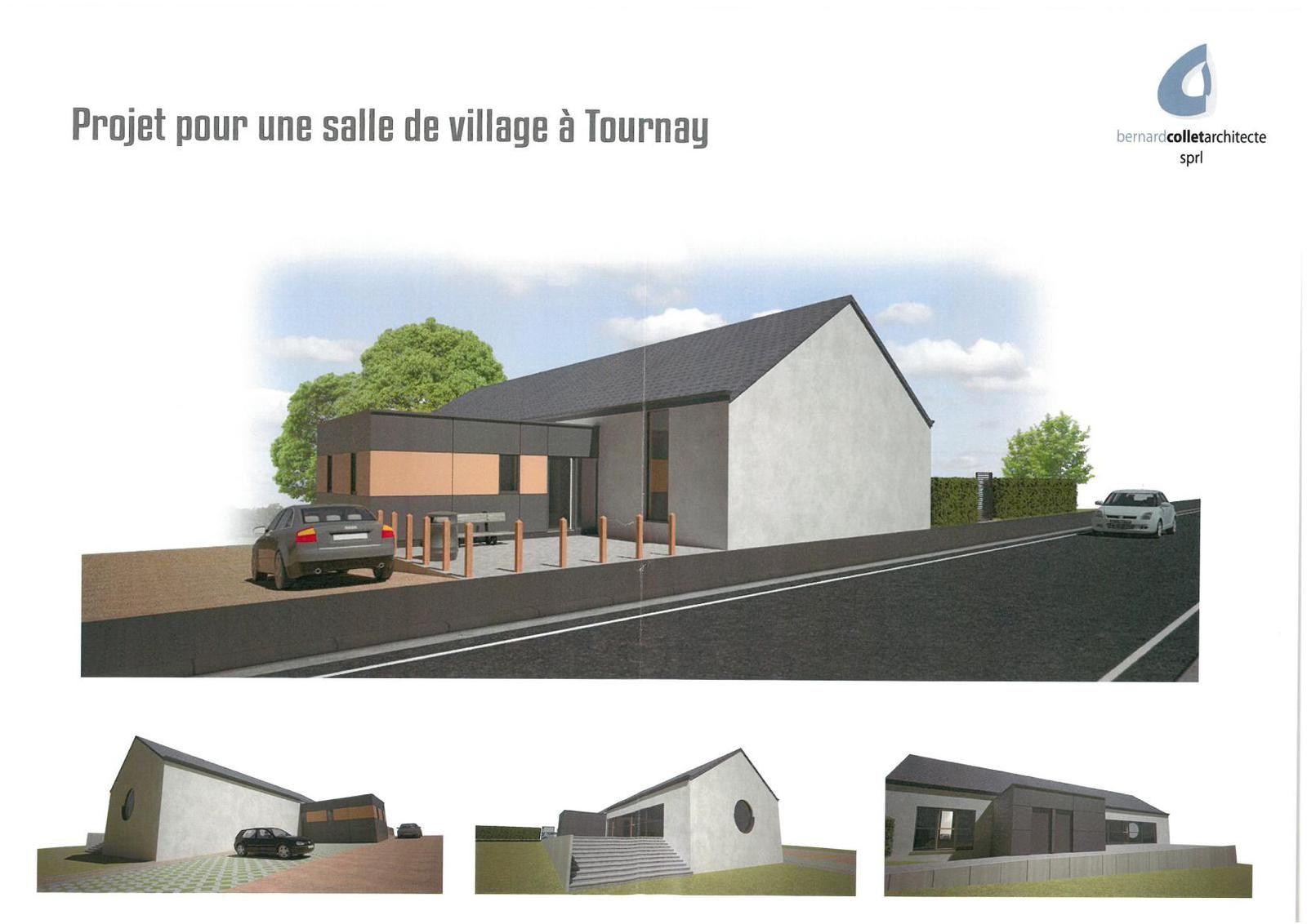 La maison de Tournay