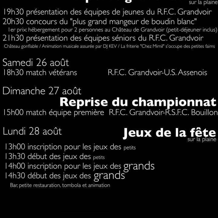 RFC Grandvoir