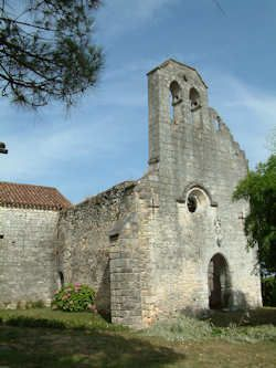 Chapelle Saint Jean de l'ancienne commanderie - Photo jack Bocar