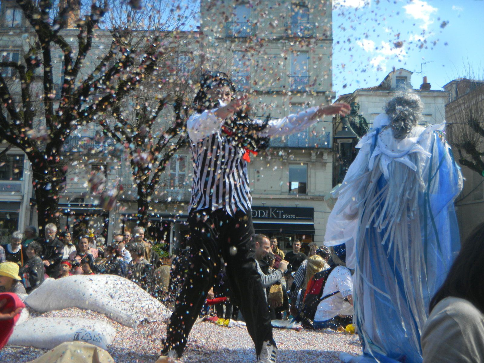 Pétassou 2016 - « Carnaval de Peirigüers, Carnaval de Périgueux »