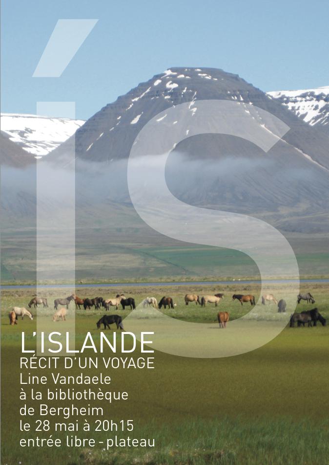 Islande - Récit d'un voyage - diaporama