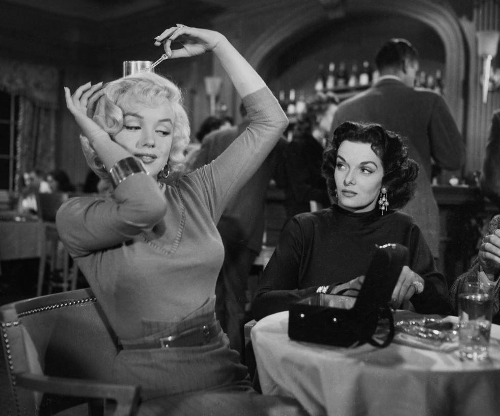 GENTLEMEN PREFER BLONDES (Les hommes préfèrent les blondes) – 1953 – Howard Hawks