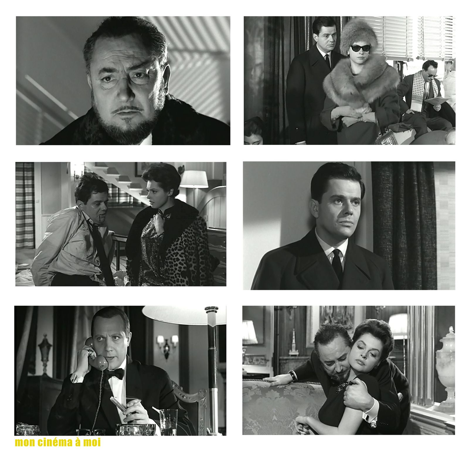 L'AFFAIRE NINA B de Robert Siodmak (1961)
