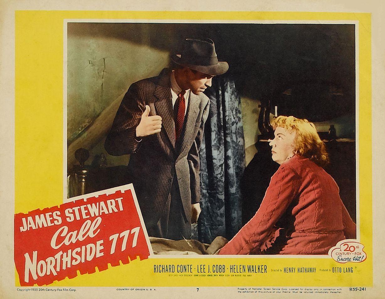 CALL NORTHSIDE 777 (Appeler Nord 777) – Henry Hathaway (1948)