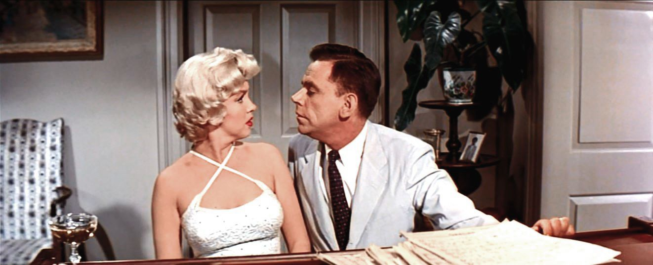 THE SEVEN YEAR ITCH (Sept ans de réflexion) – Billy Wilder - 1955