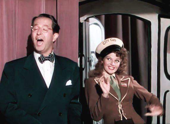 COVER GIRL (La reine de Broadway) - 1944 - Charles Vidor
