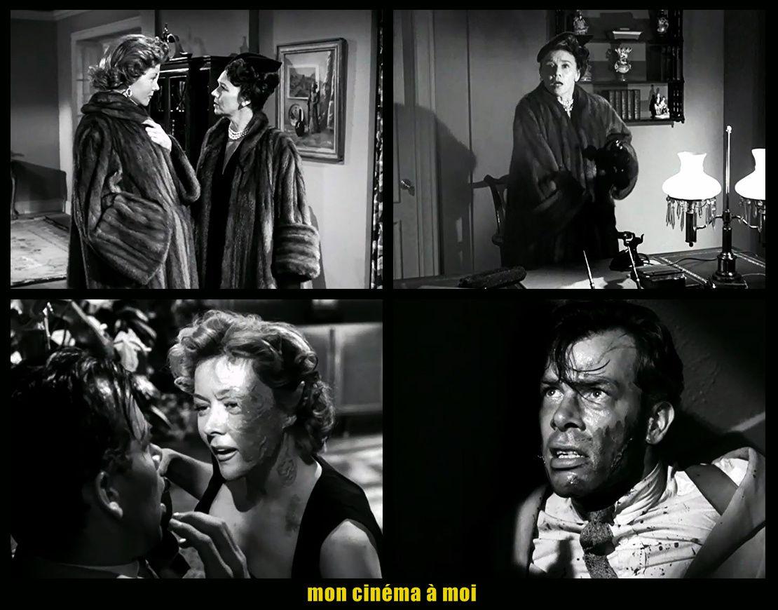 THE BIG HEAT (Règlement de comptes) de Fritz Lang (1953) avec Glenn Ford et Gloria Grahame